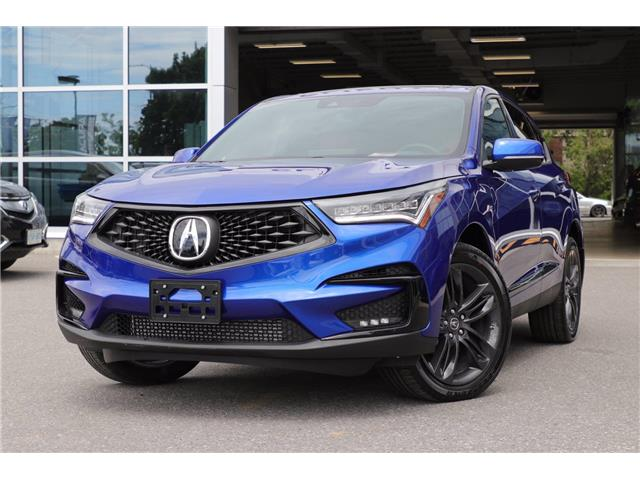2021 Acura RDX A-Spec (Stk: 19442) in Ottawa - Image 1 of 30