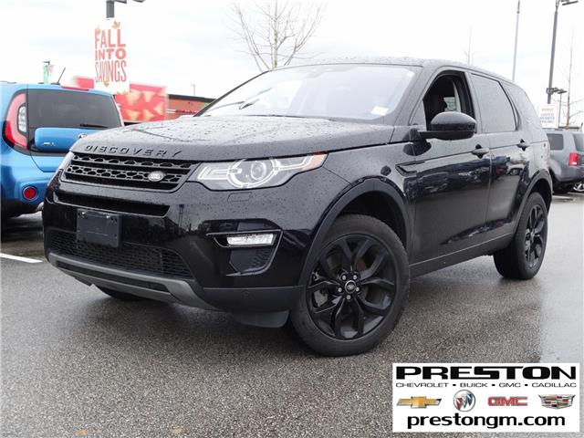 2017 Land Rover Discovery Sport HSE (Stk: 0211471) in Langley City - Image 1 of 30