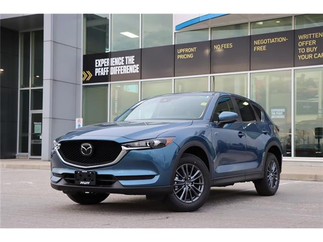 2021 Mazda CX-5 GS (Stk: LM9759) in London - Image 1 of 22
