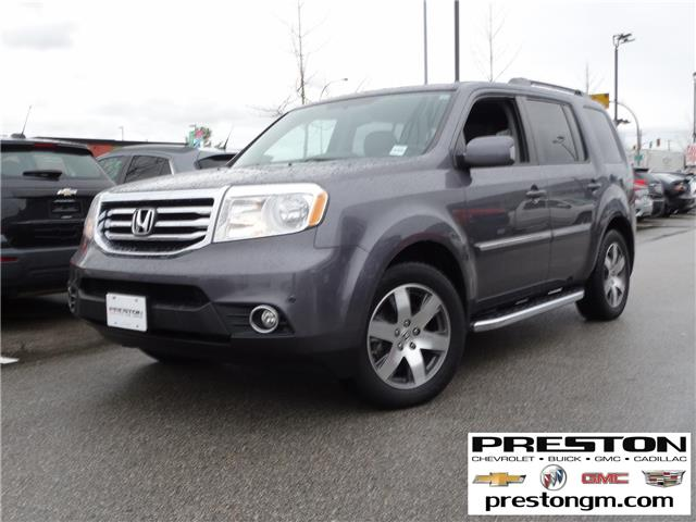 2015 Honda Pilot Touring (Stk: X30941) in Langley City - Image 1 of 30