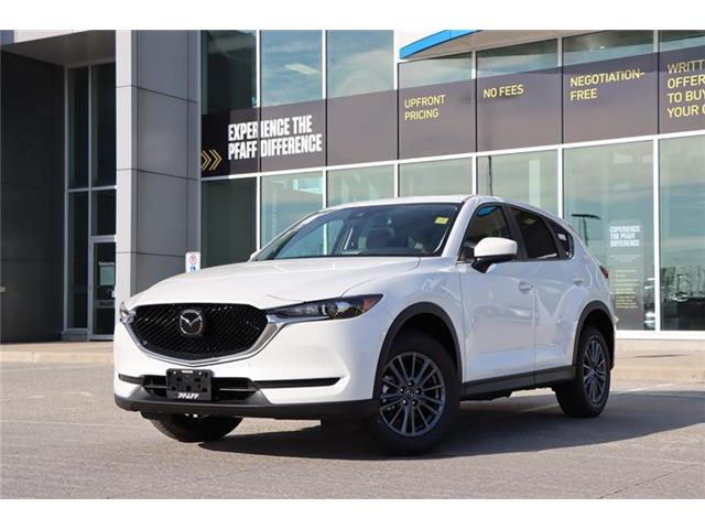 2021 Mazda CX-5 GS (Stk: LM9760) in London - Image 1 of 22