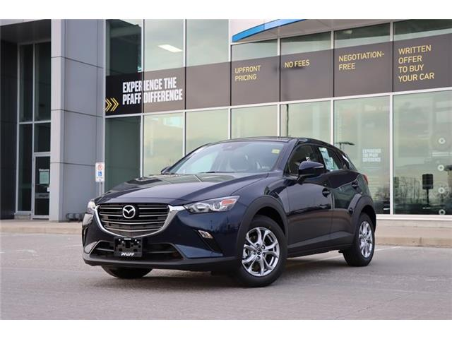 2021 Mazda CX-3 GS (Stk: LM9763) in London - Image 1 of 21