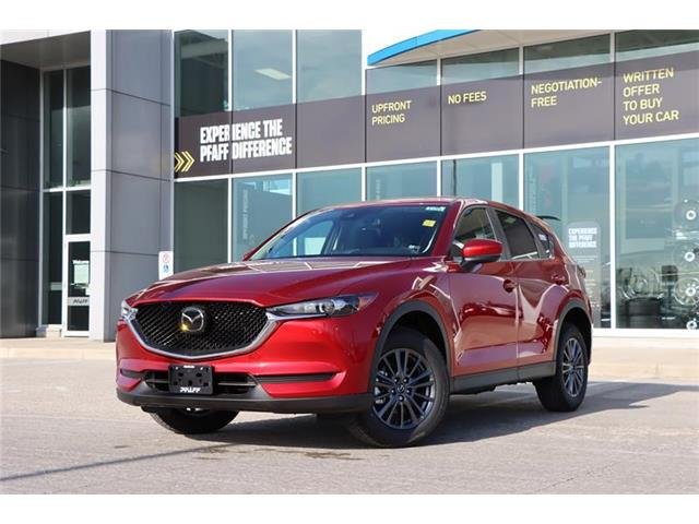 2021 Mazda CX-5 GS (Stk: LM9768) in London - Image 1 of 22