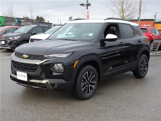 2021 Chevrolet TrailBlazer ACTIV (Stk: 1201890) in Langley City - Image 1 of 6
