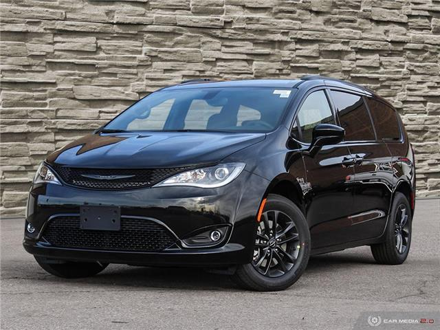 2020 Chrysler Pacifica Launch Edition (Stk: P2536) in Brantford - Image 1 of 26