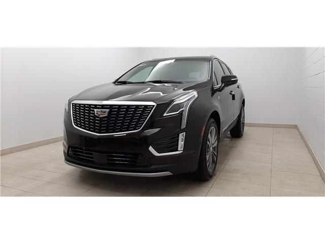 2021 Cadillac XT5 Premium Luxury (Stk: 11578) in Sudbury - Image 1 of 14