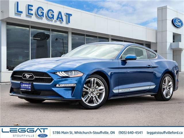 2018 Ford Mustang EcoBoost Premium (Stk: U5483) in Stouffville - Image 1 of 21