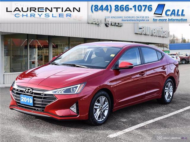2019 Hyundai Elantra Preferred (Stk: BC0093) in Sudbury - Image 1 of 26