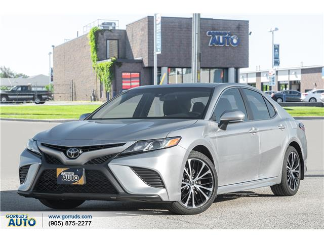 2018 Toyota Camry SE (Stk: 107125) in Milton - Image 1 of 20