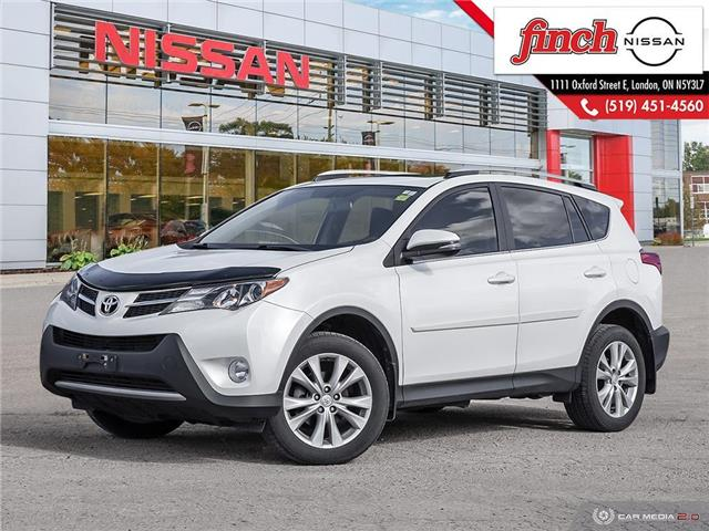 2015 Toyota RAV4 Limited (Stk: 08038-M) in London - Image 1 of 27