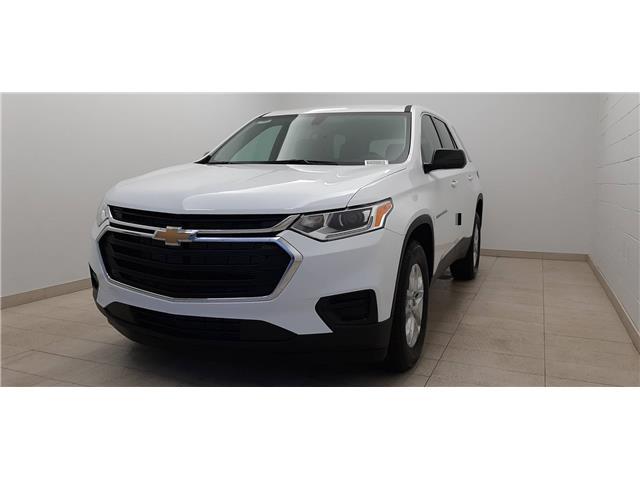 2021 Chevrolet Traverse LS (Stk: 11573) in Sudbury - Image 1 of 14