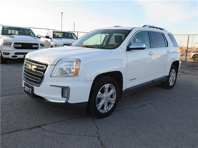 2017 GMC Terrain SLT (Stk: 96219) in St. Thomas - Image 1 of 20