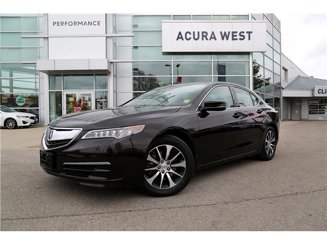 2017 Acura TLX Base (Stk: 7333A) in London - Image 1 of 24