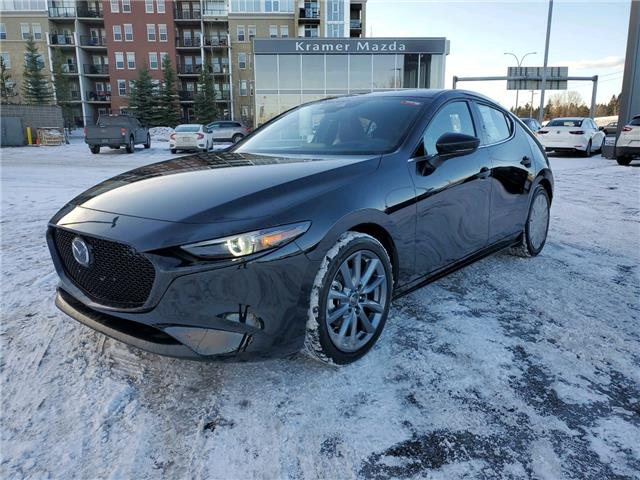 2021 Mazda Mazda3 Sport GT (Stk: N6218) in Calgary - Image 1 of 4