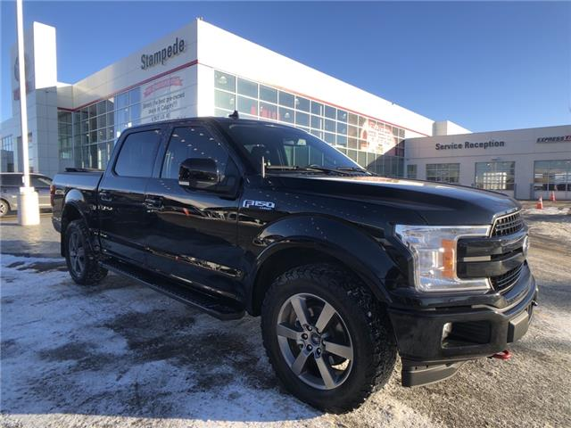 2018 Ford F-150 Lariat (Stk: 210088A) in Calgary - Image 1 of 20