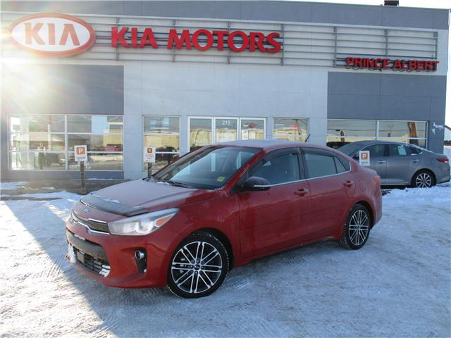 2018 Kia Rio EX (Stk: 38161) in Prince Albert - Image 1 of 16