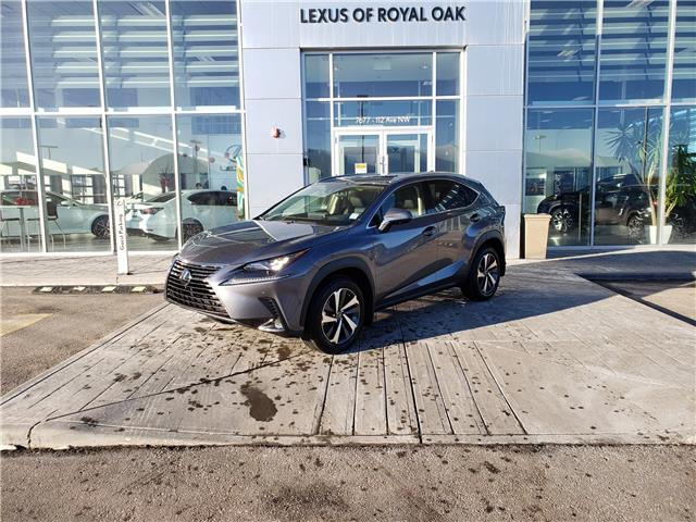 2021 Lexus NX 300 Base (Stk: L21116) in Calgary - Image 1 of 13
