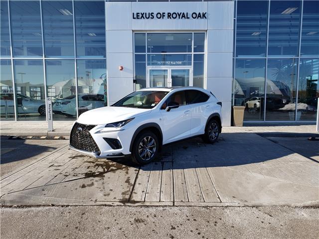 2021 Lexus NX 300 Base (Stk: L21114) in Calgary - Image 1 of 13