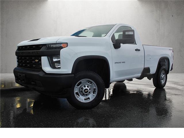 2021 Chevrolet Silverado 2500HD Work Truck (Stk: 218-7190) in Chilliwack - Image 1 of 8