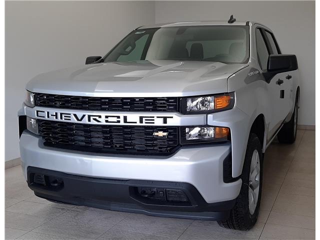 2021 Chevrolet Silverado 1500 Silverado Custom (Stk: 11580) in Sudbury - Image 1 of 14