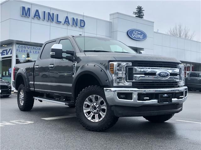 2018 Ford F-350 XLT (Stk: 20EX3367AA) in Vancouver - Image 1 of 30