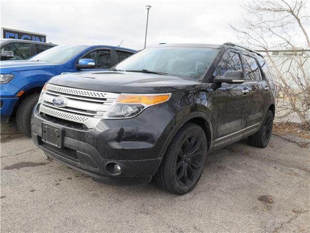 2015 Ford Explorer XLT (Stk: 96220) in St. Thomas - Image 1 of 18