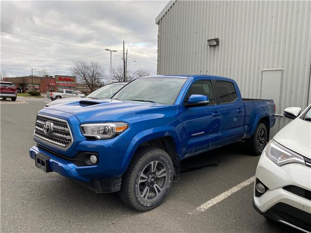 2017 Toyota Tacoma SR5 (Stk: TX060A) in Cobourg - Image 1 of 1
