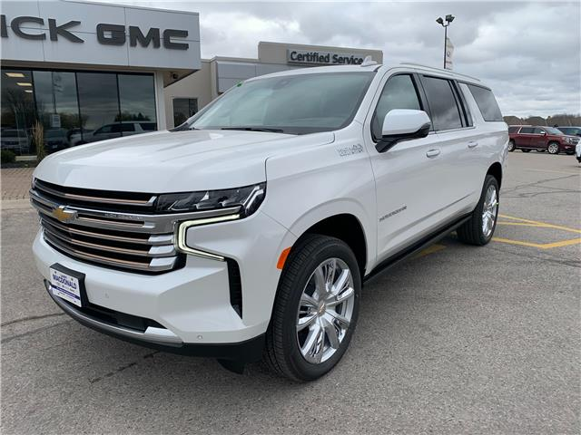 2021 Chevrolet Suburban High Country (Stk: 47142) in Strathroy - Image 1 of 17