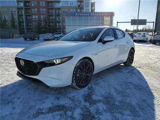 2021 Mazda Mazda3 Sport 100th Anniversary Edition (Stk: N6204) in Calgary - Image 1 of 4