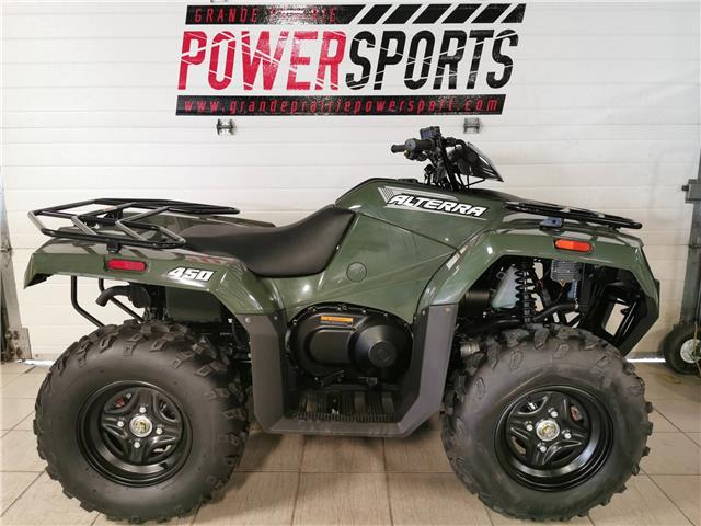 2021 Arctic Cat ALTERRA 450 BASE (Stk: 21AA-004) in Grande Prairie - Image 1 of 4