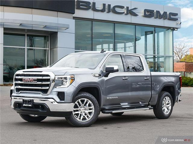 2021 GMC Sierra 1500 SLE (Stk: 152340) in London - Image 1 of 27