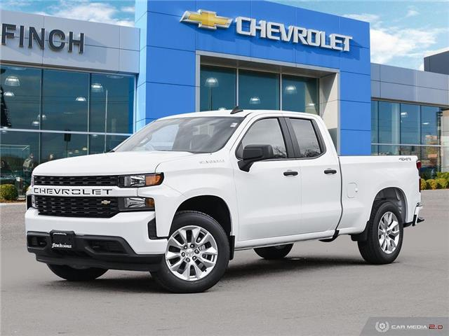 2021 Chevrolet Silverado 1500 Silverado Custom (Stk: 152288) in London - Image 1 of 28
