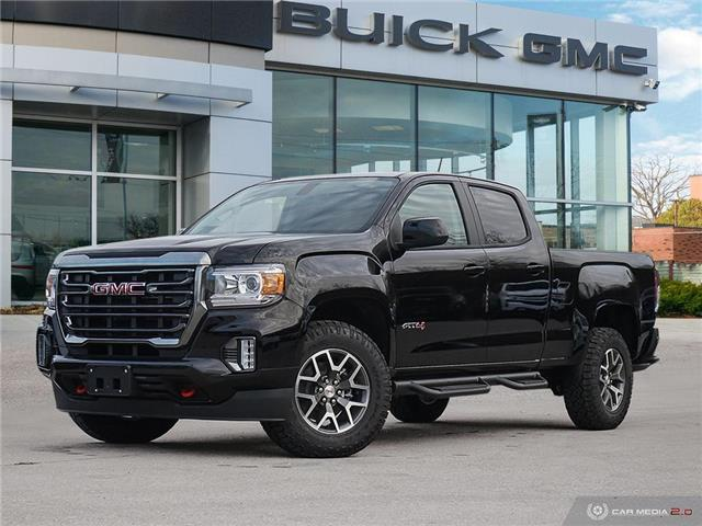2021 GMC Canyon AT4 w/Cloth (Stk: 152649) in London - Image 1 of 26