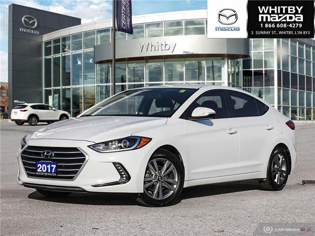 2017 Hyundai Elantra GL (Stk: P17608A) in Whitby - Image 1 of 27