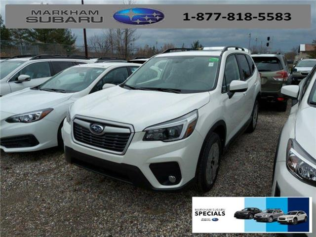 2021 Subaru Forester Touring (Stk: M-9818) in Markham - Image 1 of 2