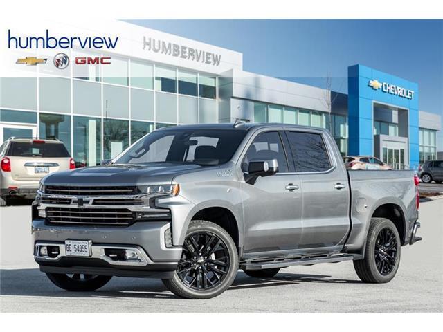2021 Chevrolet Silverado 1500 High Country (Stk: 21SL010) in Toronto - Image 1 of 22