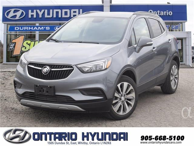 2019 Buick Encore Preferred (Stk: 11712K) in Whitby - Image 1 of 21