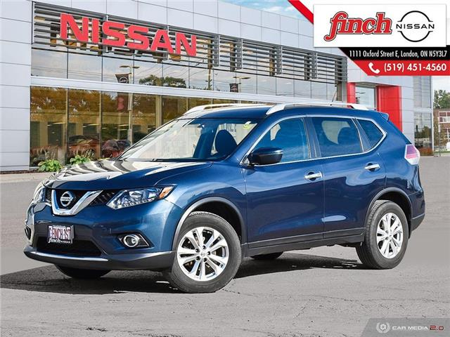 2016 Nissan Rogue SV (Stk: 06314-A) in London - Image 1 of 27