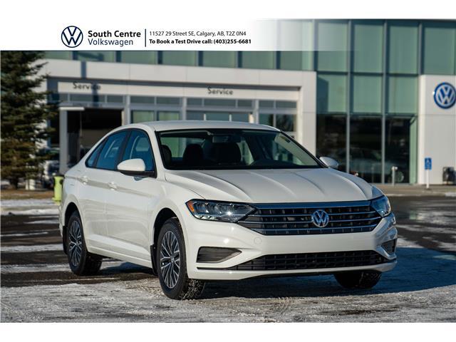 2020 Volkswagen Jetta Comfortline (Stk: 00248) in Calgary - Image 1 of 35