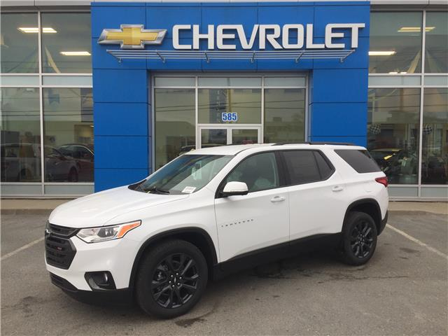 2021 Chevrolet Traverse RS (Stk: 21076) in Ste-Marie - Image 1 of 8