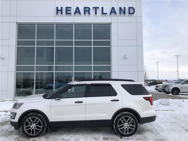 2016 Ford Explorer Sport (Stk: MEX001A) in Fort Saskatchewan - Image 1 of 30