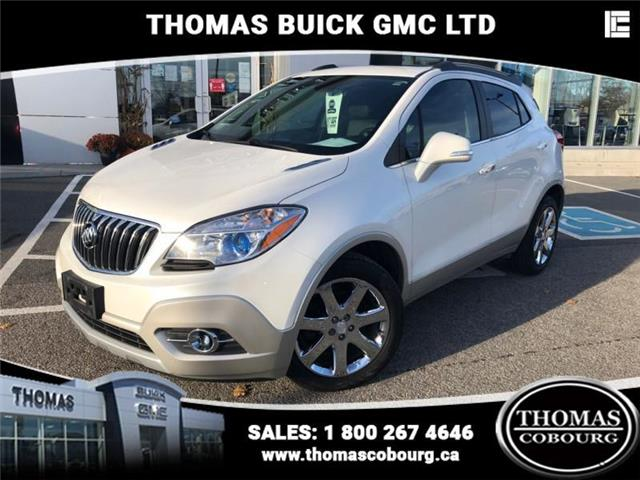 2016 Buick Encore Leather (Stk: UT40684) in Cobourg - Image 1 of 24
