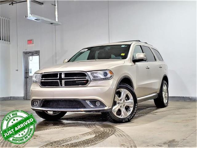 2015 Dodge Durango Limited (Stk: A3491) in Saskatoon - Image 1 of 14