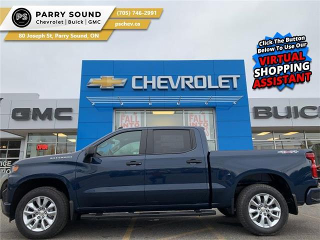 2021 Chevrolet Silverado 1500 Silverado Custom (Stk: 21-045) in Parry Sound - Image 1 of 19