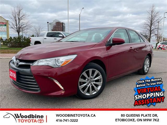 2016 Toyota Camry XLE (Stk: 20-598A) in Etobicoke - Image 1 of 24