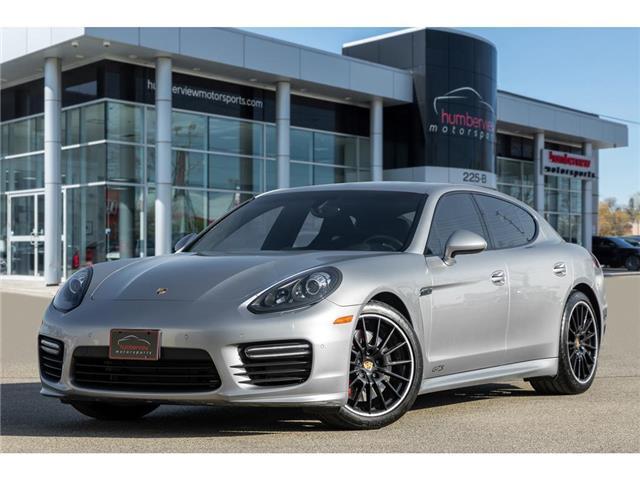 2016 Porsche Panamera GTS (Stk: 20HMS1275) in Mississauga - Image 1 of 30
