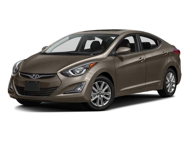 2016 Hyundai Elantra Sport Appearance (Stk: P808A) in Rockland - Image 1 of 3