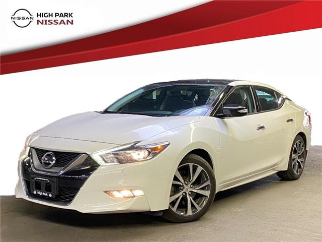 2017 Nissan Maxima SL (Stk: HP158A) in Toronto - Image 1 of 22