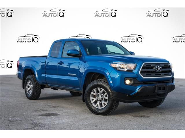 2017 Toyota Tacoma  (Stk: 34478AU) in Barrie - Image 1 of 24
