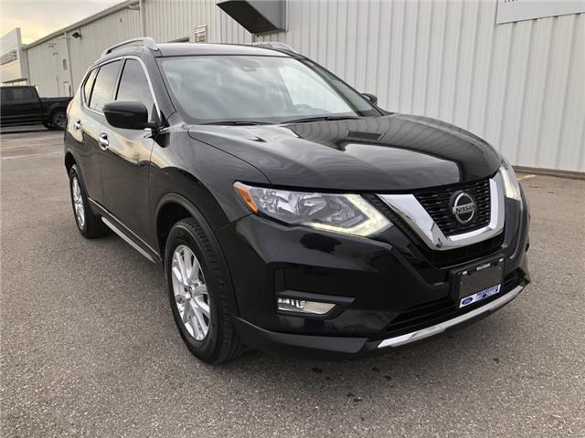 2019 Nissan Rogue SV (Stk: KC711882T) in Wallaceburg - Image 1 of 15